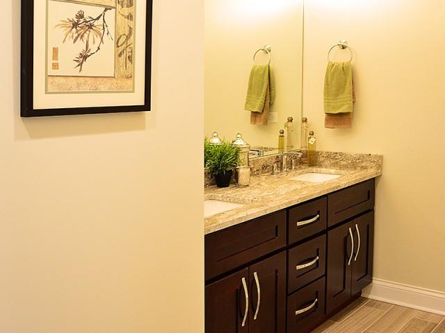 Highland Park - Master Bathroom