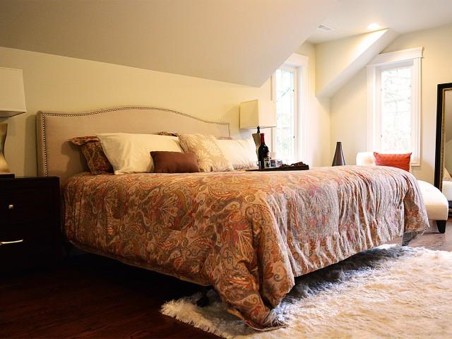 Highland Park - Master Bedroom